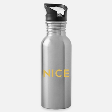 Nice Nice nice Nice - Water Bottle