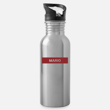 Mario Mario - Water Bottle