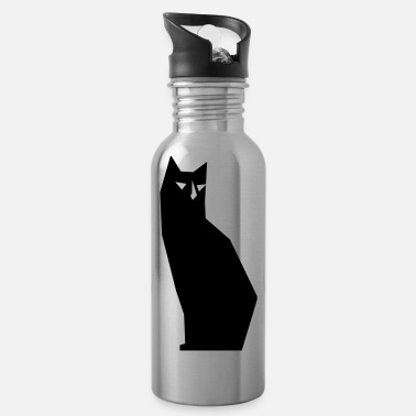 Cat Cat cats cat cats - Water Bottle