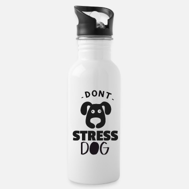 Dog Dog, Dogs, Dog - Water Bottle