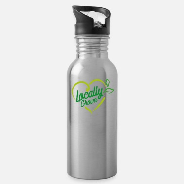 Local Locally Grown - Water Bottle