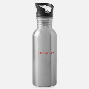 Streetwear Information streetwear - Water Bottle