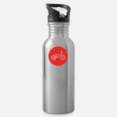 Halfpipe Gift bmx bmxer cycling cycle halfpipe - Water Bottle