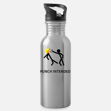 PUNCH INTENDED - Water Bottle