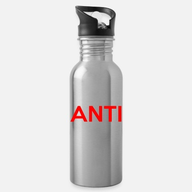 Anti anti - Drinkfles