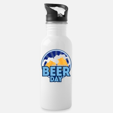Nation Beer Day - Water Bottle