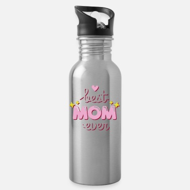 Mummie Mother's Day Gift Best Mom Mother's Day Gift - Water Bottle