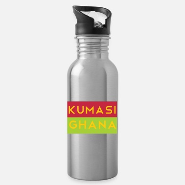 Kumasi Kumasi Fhana shirt - Water Bottle