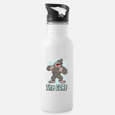 Gore Muscle Gorilla The Gore - Water Bottle