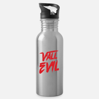 Pull The Root Root of All Evil - Root of All Evil Gift - Water Bottle