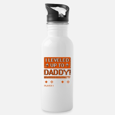 Daddy I Leveled Up To Daddy - Trinkflasche