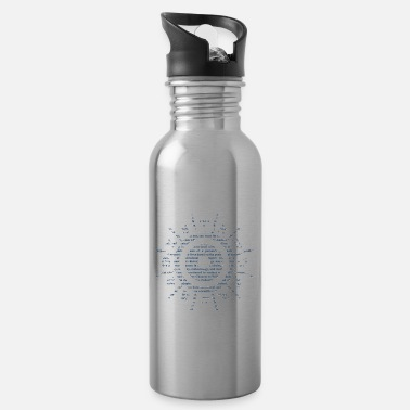 Astrologer Astrology astrologer - Water Bottle