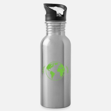 Protection Climate protection nature protection - Water Bottle