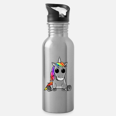 Rausch Extraterrestrial Unicorn Alien Drugs - Water Bottle