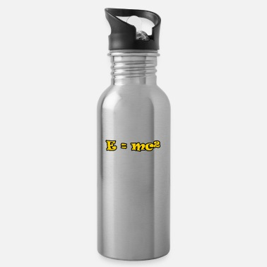 E = mc² - Water Bottle