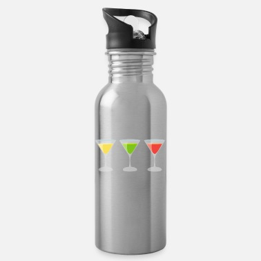 Cocktail cocktail - Water Bottle