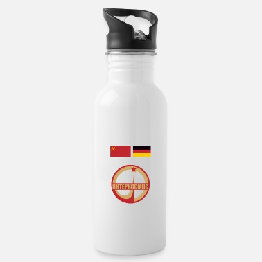 Mars USSR GDR Intercosmos Gift Astronomy Space - Water Bottle