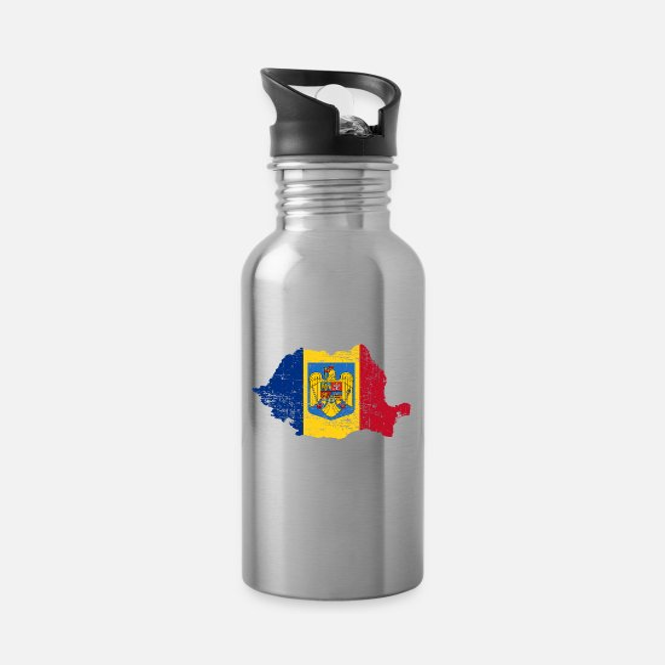 Rumania Cantimplora Spreadshirt
