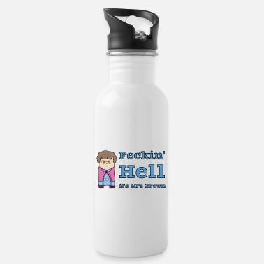 Feckin Feckin' Hell it's Mrs Brown - Water Bottle
