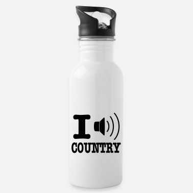 Country I music country / I love country - Drikkedunk