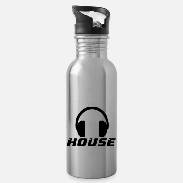 House House - Trinkflasche