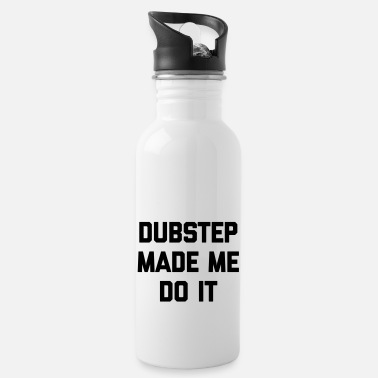 Dubstep Do It Music Quote - Juomapullo