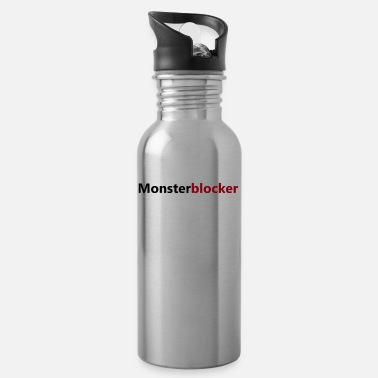 Monster blockers - Drinkfles