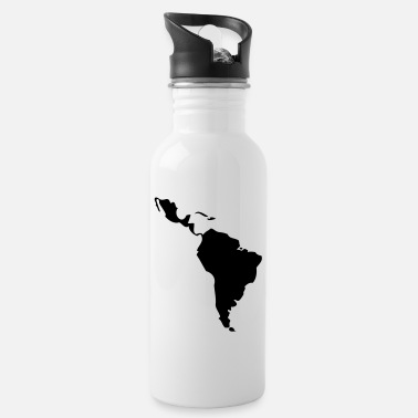 South America Latin America - South America - Water Bottle