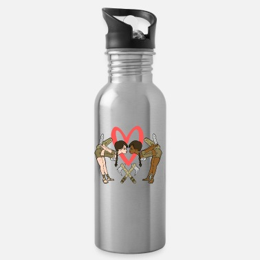 Shield maiden, viking, cadeau, cadeau-idee - Drinkfles