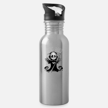 Scary Monster Halloween scary monster - Water Bottle
