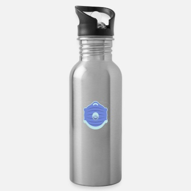 Mouth and face protection - Water Bottle
