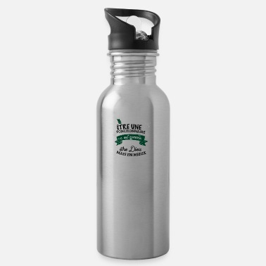 Official-person Official god better - Water Bottle