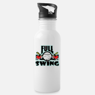 Full Swing - Baseball Cats - Softball - Water Bottle