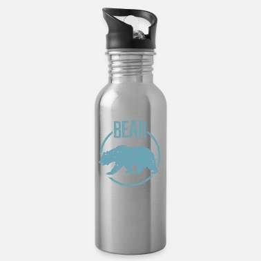 Bear Bear - Bear - Water Bottle