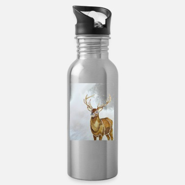 Stag stag - Water Bottle