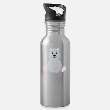 Polar Bear Polar bear polar bear - Water Bottle