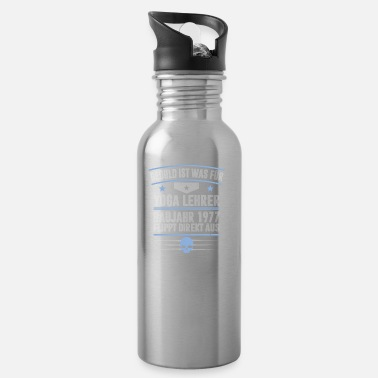 Year YEAR OF YEAR 1977 - Water Bottle