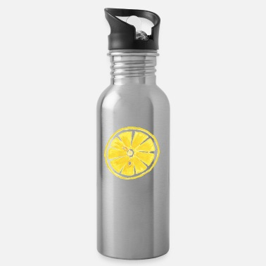 Silt lemon - Water Bottle