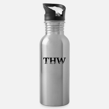 Thw THW shirt - one for all - Water Bottle