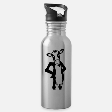 Cow Cow cow cows - Water Bottle