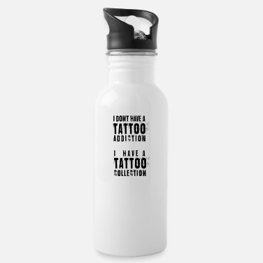 Collections Tattoo collection - Trinkflasche