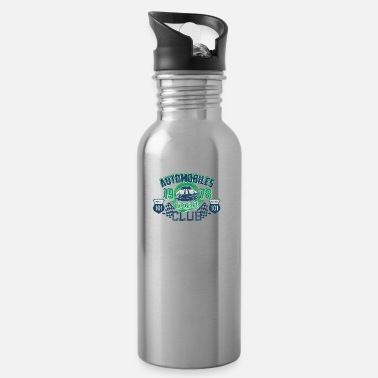 Auto Club Sports - Water Bottle