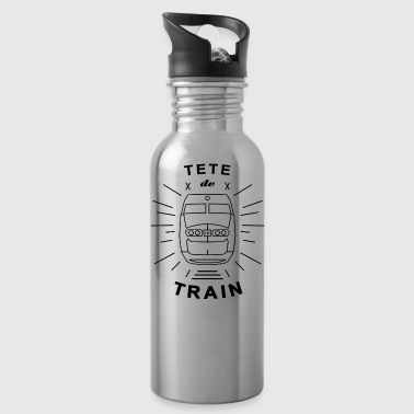 Tete_De_Train_Black_Aubstd - Drinkfles