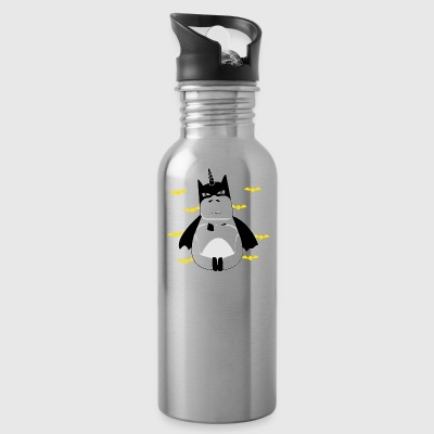 BATCORN unicorn funny new cheap christmas bat bats - Trinkflasche