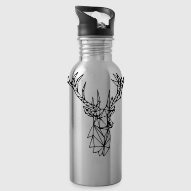 deer - Water Bottle