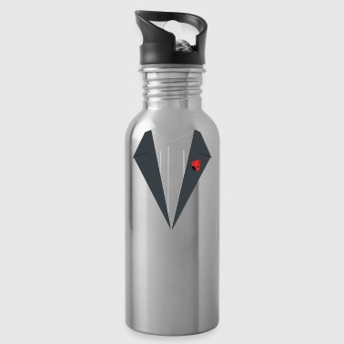 Cheap suit for the special occasion - Water Bottle