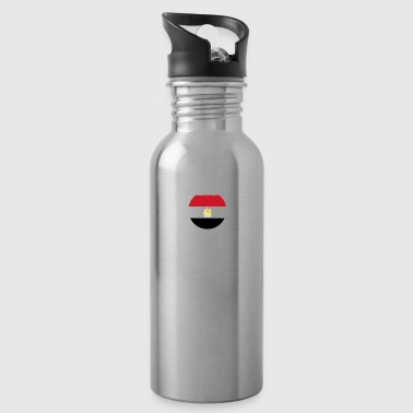 I AM GENIUS CLEVER BRILLIANT EGYPT - Trinkflasche