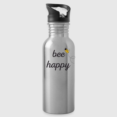 Bee Happy - Trinkflasche