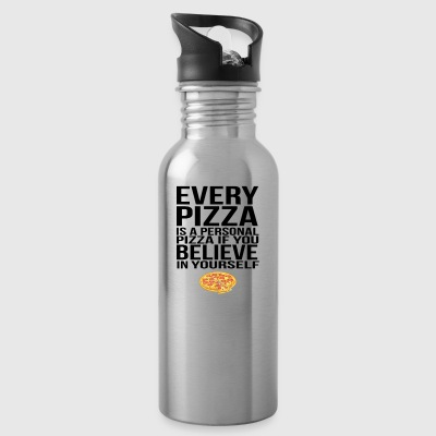 Pizza cadeau voor Pizza Makers - Drinkfles