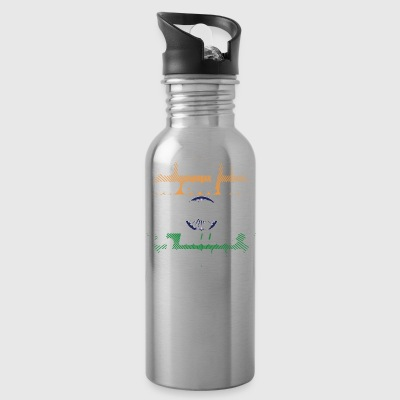 no matter cool uncle onkel gift Indien png - Trinkflasche